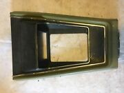 1971 1972 1973 Mustang Cougar 4-speed Console Shifter Plate Ford 71 72 73mercury