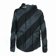 Moncler Down Jacket Size Mens Rind 41348-80-10096 Navy Gamme