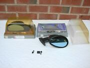 Lh And Rh Nos Vitaloni Side View Mirrors Real Deal Manufactured In Italy