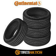 4 New Continental Contiprocontact 215/60/16 94s All-season Grand Touring Tire