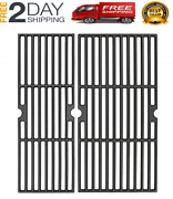 New Hisencn Grill Grates Replacement For Charbroil Performance 2 Burner 46362521