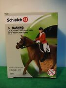 Schleich Show Jumping Riding Set 42056 New