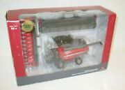 Rare Massey Ferguson Tractor Farm Agco Show Edition 2016 Red New 1/64 Scale Toy