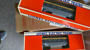 Lionel 19164 C And O Chessie Club And Gadsby Aluminum Passenger Cars O Gauge Train