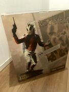 The Rocketeer Premium Format Figure Sideshow Collectible 500 Limited Disney Rare