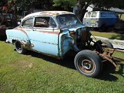 1954 Chevy Belair Bel Air 3 On The Tree Column Shifter Linkage Collar Sleevepart