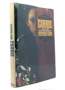 Stephen King Carrie 1st Edition 1st Impression