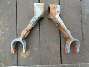 Ford Tractor 600-800-601-801-841-861 3pt Upper Lift Arms Left And Right