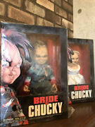Childandrsquos Play The Bride Of Chucky 12 /collection Doll Talking Good Guy Doll 2set
