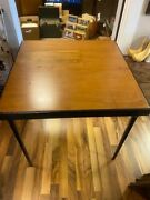 Singer Vintage Singer Featherweight 221 Sewing Machine Folding Table W/insert