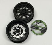No Prep 13.5 - Rc Drag Car Realistic Front Rotors - Lone Star Products