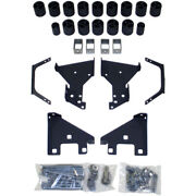 Daystar Pa10303 Body Lift Kit 3 In. Lift Incl. Steering Extension Front/rear