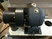 Ce Marshall Little Giant Polisher And Dust Collector - Vintage Watchmaker Buffer