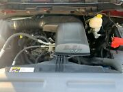 Engine 36 V6 From Ram 1500 2013138710 Ml. Assembly Engine And Trans 4x4 Oem