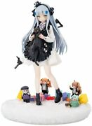 Hobby Max Dolls Frontline Hk416 Black Cat Gift Ver. 1/7 Scale Pvc And Abs P...