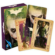 Aquarius Officially Licensed Dc Comics The Joker Designed Fun Playing Cards