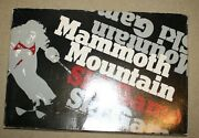 Rare Vintage 1976 Mammoth Mountain Ski Game By Mchenry Game Almost Complete