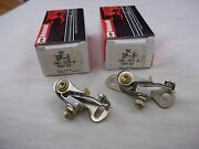 1971 Mustang Boss 351 Factory Ford Motorcraft Dual Ignition Points 2 Sets