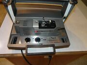 Kodak Instamatic M80 Projector Super 8 And 8mm With Original Box Works