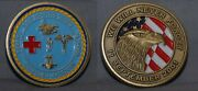 Navy Hospital Corpsman United Tampa - 9/11 We Will Never Forget Challenge Coin