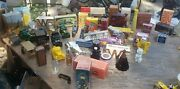 Huge Lot Of 20+ Vintage Avon Perfume Cologne Bottles And More 60s 70s 80s