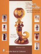 Weller, Roseville And Related Zanesville Art Pottery And Tiles [schiffer Book For Co