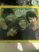 The Monkees Rhino 1997 Lunchbox With Puzzle And Vhs Interviews