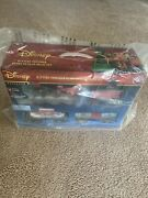 Lionel Mickey Mouse Disney Ready To Play Train Set Factory Sealed 32 Pieces