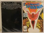 Amazing Spider-man 36 And Annual 16 - 1st Monica Rambeau And 9/11 Wtc And Bonus Key