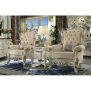Ergode Accent Chair W/1 Pillow Fabric And Antique Pearl