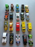 Vintage Hot Wheels Collection - Set Of 20 Cars, Trucks, Dragsters ... Must See