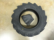 9.5-20 Starmaxx Tr60 R-1 Lug Compact Tractor Tire 8 Ply With Tube