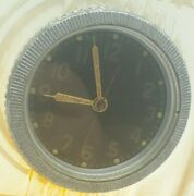 Avrm 5 Days Molnija Vintage Ussr Clock For Russian Military Tanks And Aircraft Mig