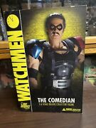 The Watchmen - The Comedian - 16 Scale Deluxe Collector Figure