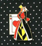 Disney Pin Jessica Rabbit As Queen Of Hearts Surprise Release Limited Edition