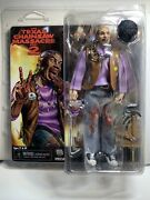 Neca Figure Texas Chainsaw Massacre Chop Top Sawyer Clothed Horror Action Misp
