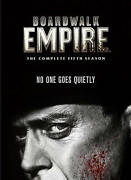 Boardwalk Empire The Complete Fifth Season Dvd, 2015, 3-disc Set New Sealed