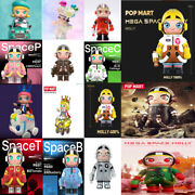 Popmart Bubble Mart Molly Earth Daughter Watermelon Astronaut Collecting Toys