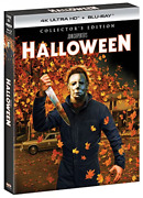 Halloween 1978 - Collector's Edition [4k + Blu-ray] 3 Disc Set Oct.5 Pre-order