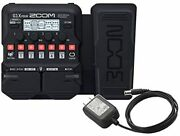 Zoom / G1x Four -with Genuine Ac Adapter- Multi-effects Unit For Guitar