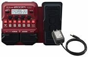 Zoom / B1x Four -with Genuine Ac Adapter- Multi-effects Unit For Bass