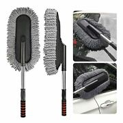 Car Acessories Microfiber Flexible Duster Car Wash   Car Cleaning Accessories  
