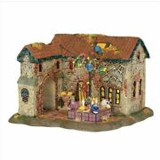Department 56 Halloween Village Day Of The Dead House 6003161 New In Box Rare