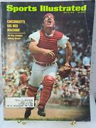 Sports Illustrated Magazine July 13, 1970 Good Condition Johnny Bench Cover