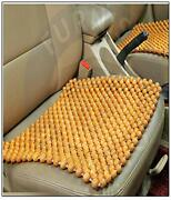 Car Acessories Bead Seat Wooden Cushion Cover Pad For Acupressure Sitting In Fu