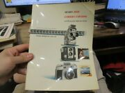 1959 Sears And Roebuck Department Store Catalog Camera Photography Supplies Movie
