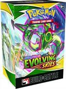 Pokemon Sword And Shield Evolving Skies Build And Battle Box Blowout Cards
