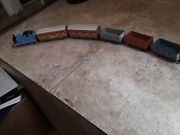 Bachmann Thomas With Annie, Claribel And 3 Cars Electric Train Set Ho Scale 2002