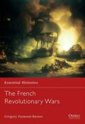 French Revolutionary Wars Paperback By Fremont-barnes Gregory Brand New F...