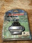 Vtg Airguide Dashboard Auto Boat Marine Rv Fluid Filled Compass W/mount